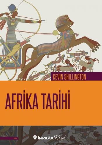 Afrika Tarihi Kevin Shillington