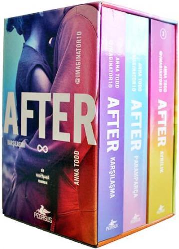 After Serisi Kutulu Özel Set 3 Kitap