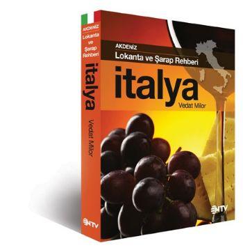 Akdeniz Lokanta ve Şarap Rehberi İtalya Vedat Milor