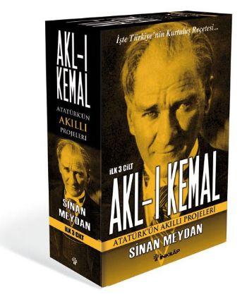 Akl-ı Kemal (3 Cilt Kutulu)