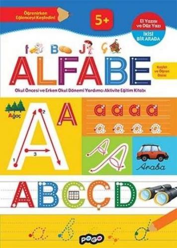 Alfabe 5+ - Keşfet ve Öğren Dizisi