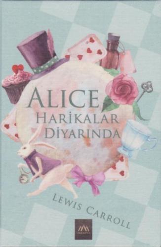 Alice Harikalar Diyarında Ciltli