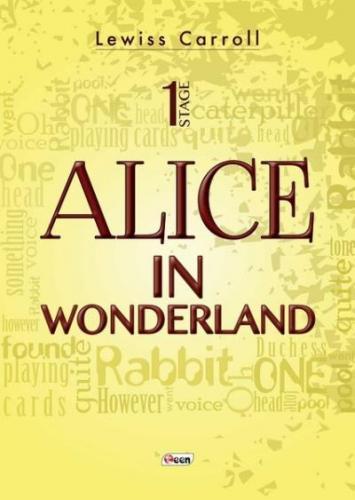 Alice İn Wonderland - Stage 1