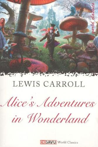Alice's Adventures İn Wonderland Lewis Carroll