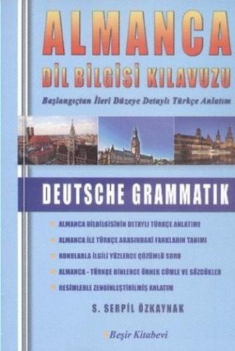 Almanca Dil Bilgisi Kılavuzu
