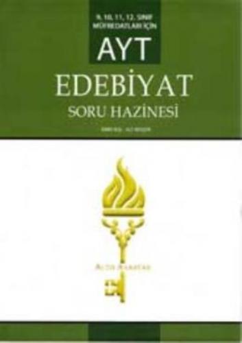 Altın Anahtar AYT Edebiyat Soru Hazinesi-YENİ