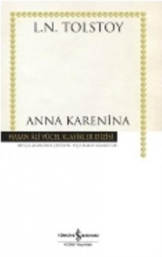 Anna Karenina (Ciltsiz) Lev Nikolayeviç Tolstoy