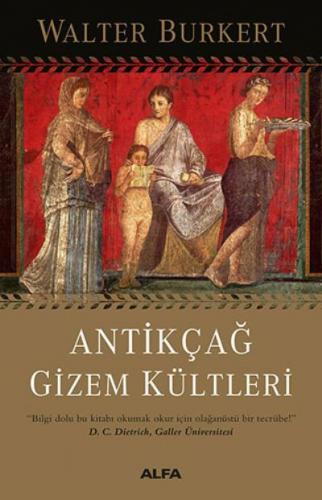 Antikçağ Gizem Kültleri