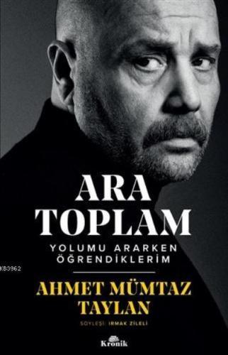 Ara Toplam Ahmet Mümtaz Taylan