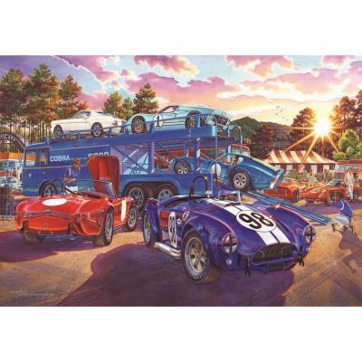 Araba Yarışı (Puzzle 260) 3330