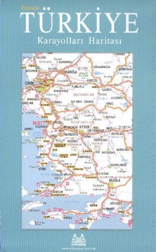 Arkadaş Türkiye Karayolları Haritası