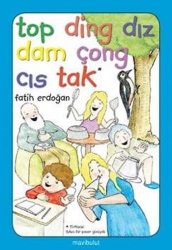 Artık Kendim Okuyabilirim-Top Ding Dız Dam Çong Cıs Tak