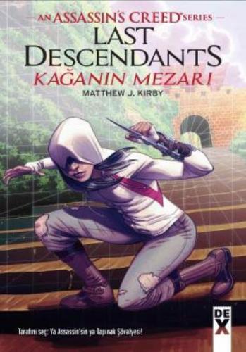 Assansın's Creed Series - Kağanın Mezarı Sc