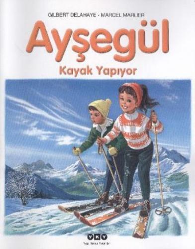 Ayşegül Serisi 54 Kayak Yapıyor