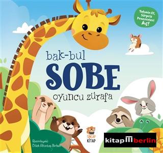 Bak-Bul Sobe Oyuncu Zürafa Kolektif