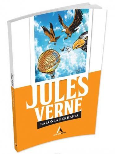 Balonla Beş Hafta Jules Verne