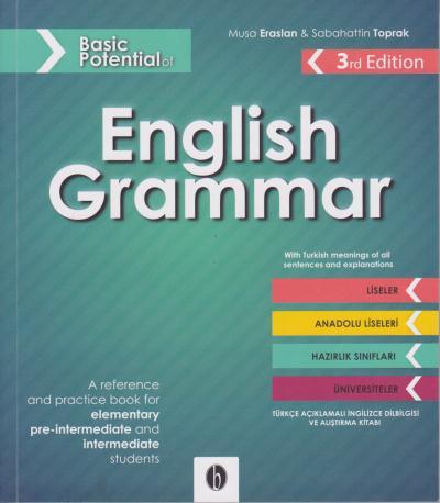 Basic Potantial of English Grammar