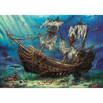 Batık Gemi (Puzzle 1500) 4558