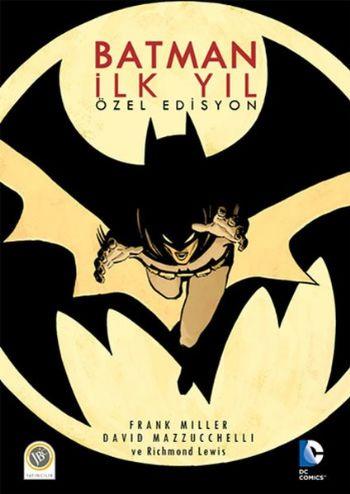 Batman İlk Yıl Özel Edisyon