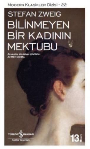 Bilinmeyen Bir Kadının Mektubu (K.Kapak) Stefan Zweig