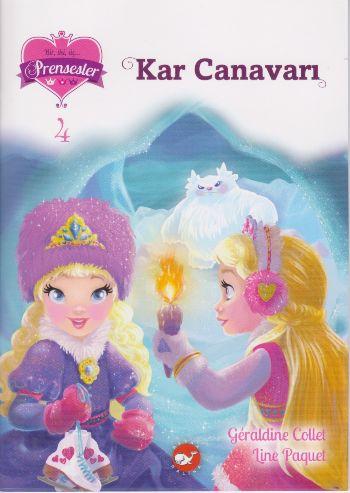 Bir İki Üç Prensesler-4 Kar Canavarı