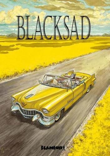 Blacksad-Defter