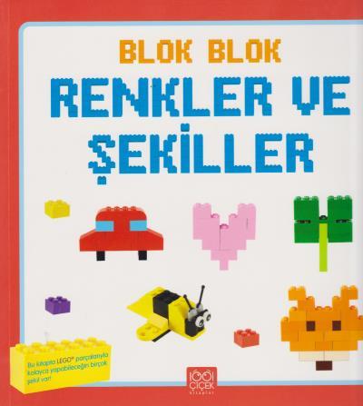 Blok Blok Renkler ve Şekiller