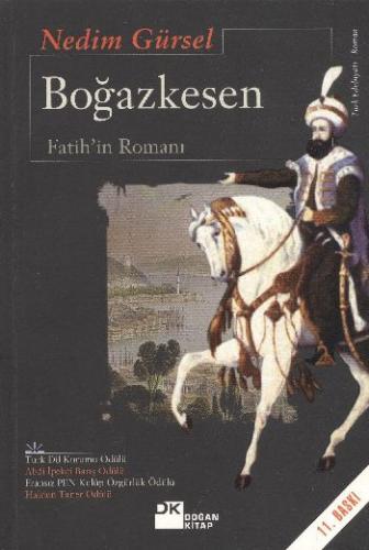 Boğazkesen (Fatih'in Romanı)
