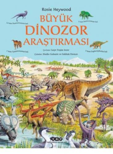 Büyük Dinozor Araştırması Rosie Heywood