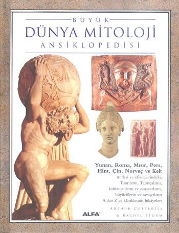 Büyük Dünya Mitolojisi Ansiklopedisi