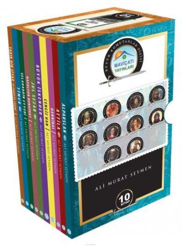Büyük Komutanlar Dizisi-10 Kitap Set