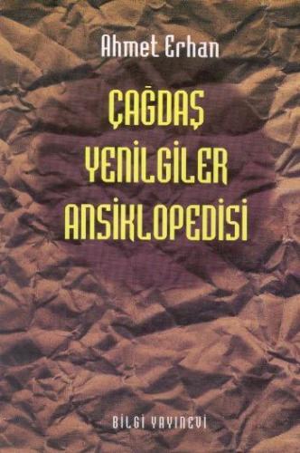 Çağdaş Yenigiler Ansiklopedisi Ahmet Erhan