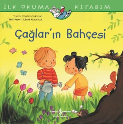 Çağların Bahçesi İlk Okuma Kitabım