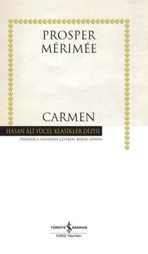 Carmen (Ciltli) Prosper Merimee