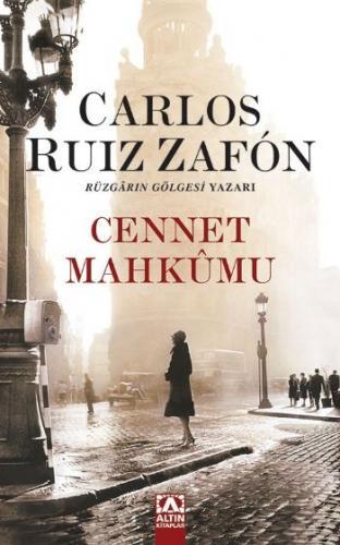 Cennet Mahkumu Carlos Ruiz Zafon