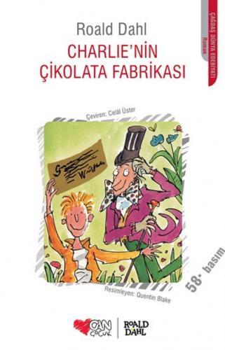 Charlie'nin Çikolata Fabrikası %30 indirimli Roald Dahl