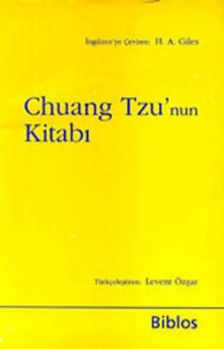 Chuang Tzunun Kitabı