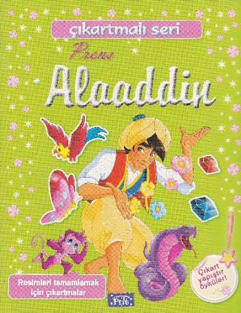 Çıkartmalı Seri Alaaddin