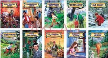 Çocuk Hikayeleri Dizisi 10 Kitap Set
