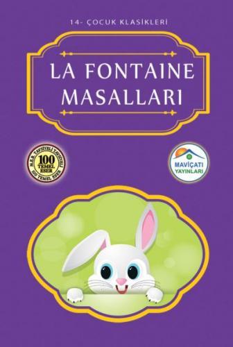 Çocuk Klasikleri 14-La Fontaine Masalları