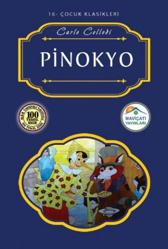 Çocuk Klasikleri 16-Pinokyo