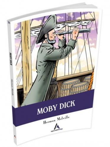 Çocuk Klasiklerinden Seçme Eserler 26-Moby Dick