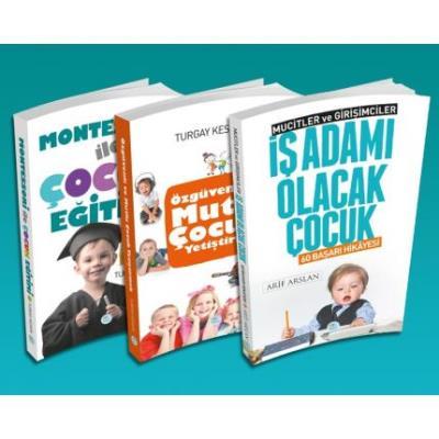 Çocuk Yetiştirme Seti 3 Kitap Set