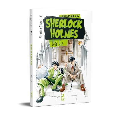 Çocuklar İçin Sherlock Holmes-Boş Ev