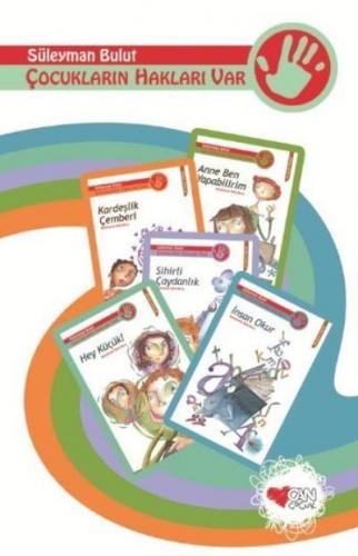 Çocukların Hakları Var Seti 5 Kitap