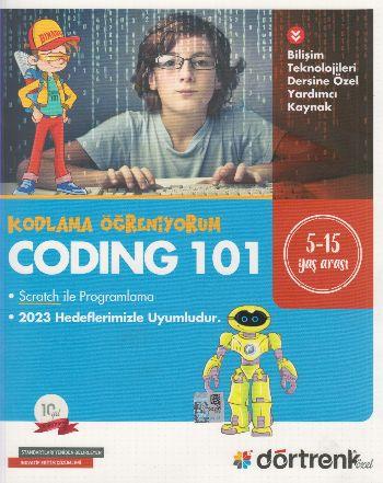Coding 101 Kodlama Öğreniyorum