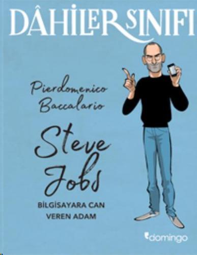Dâhiler Sınıfı-Steve Jobs