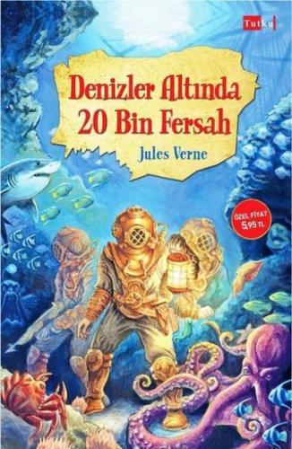 Denizler Altında 20 Bin Fersah