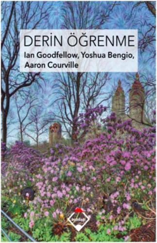 Derin Öğrenme-Renkli Baskı Sıvama Cilt Kapaklı Ian Goodfellow-Yoshua B