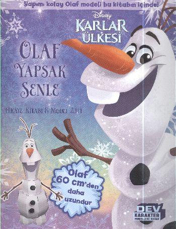 Disney Karlar Ülkesi-Olaf Yapsak Senle